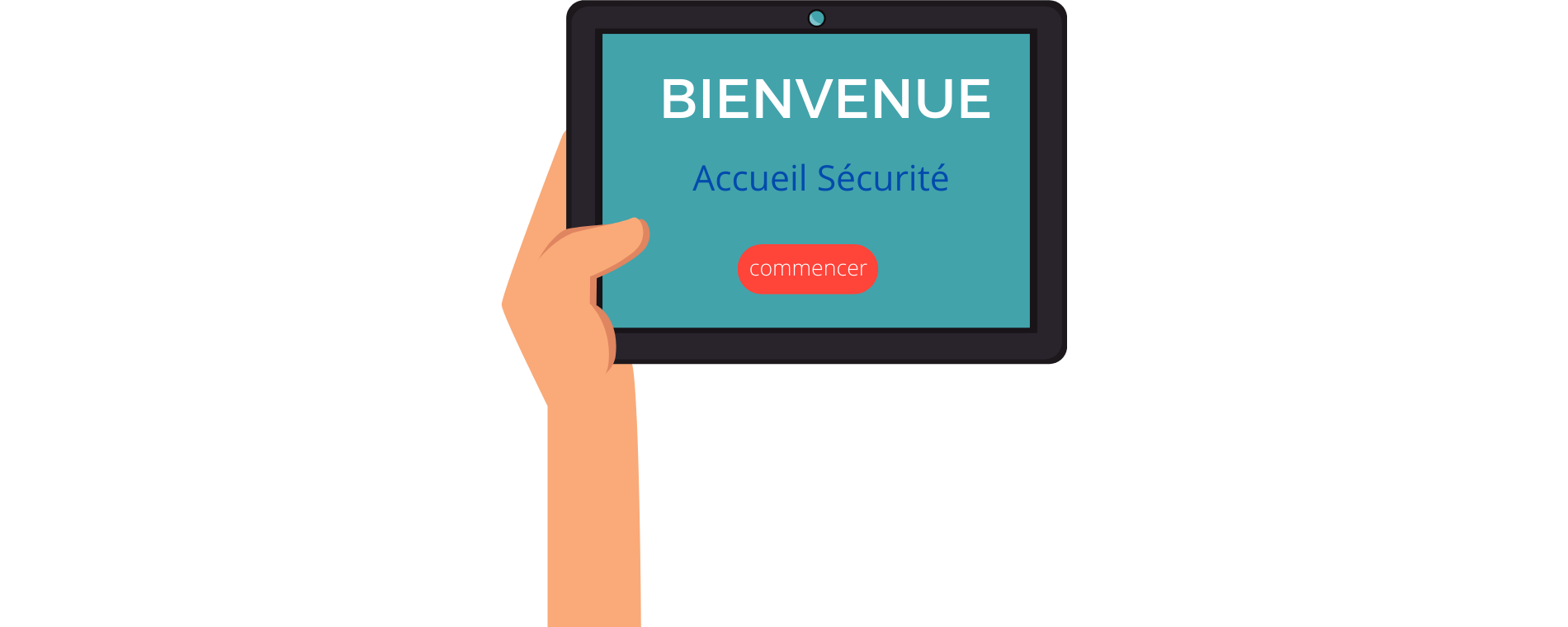 Pourquoi digitaliser votre support d'Accueil Sécurité ?